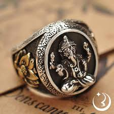 men vintage rings images 925 sterling silver jewelry vintage thai elephant fortuna silver jpg