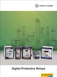 digital protective relays relay amplifier