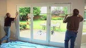 creative how to replace patio sliding door home decor interior