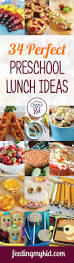 preschool lunch ideas to keep your little one full