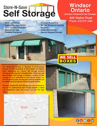 Secure Your Valuable Items With - windsor walkerville self storage real storage real storage