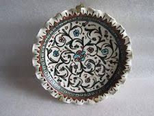Ottoman Pottery Antique Ottoman Pottery Ebay
