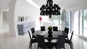Black Chandelier Dining Room 10 Black Chandelier Decor Ideas Custom Home Design
