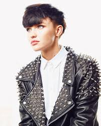 who is the lady in the target commercial for black friday meet orange is the new black star ruby rose vanity fair