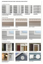 Trim Styles by Vinyl Siding Styles Guide Home Decor Types Of Low Cost Compare To