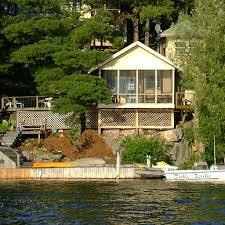 rental cottage 1000 islands cottage rental week or weekend retreat island