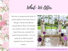 wedding arches hire cairns weddings party s anything cairns tourism town find book