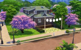 japanese style homes japanese style home 8 sims 4 bedrooms 2 5 bathrooms album on