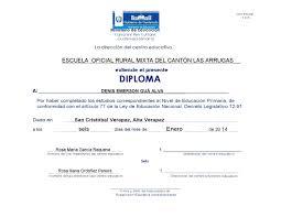 diplomas de primaria descargar diplomas de primaria diploma sexto by henry gomez issuu