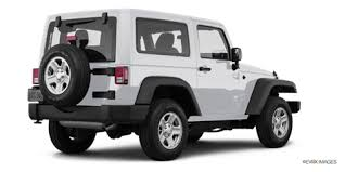 jeep rubicon white 2017 2017 jeep wrangler sport review kelley blue book