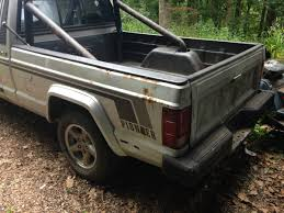 1991 jeep comanche eliminator 4 1989 jeep comanche pioneer i6 auto for sale in newland nc 2 000