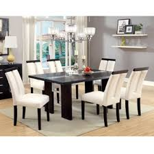 nice black dining room table for home design ideas with black