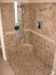 Tile Bathroom Shower Design Suarezlunacom - Bathroom shower design
