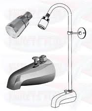 shower diverter ebay