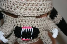 predator u0027inspired u0027 crochet mask hat inspired by the