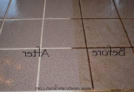 How To Clean Bathroom Floor by How To Clean Bathroom Floor Tile Grout Kavitharia Com