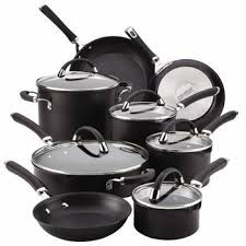 black friday pots and pans set 36 best circulon hard anodized cookware set images on pinterest