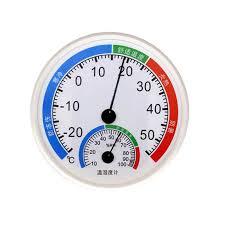 thermometre chambre bebe maison bébé thermomètre chambre hygromètre extérieur intérieur de