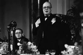 Winston Churchill Iron Curtain Speech Meaning Winston Churchill U0027s Iron Curtain Speech Predicting The Cold War