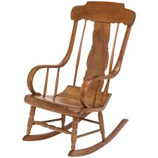 Oak Rocking Chairs For Sale Swedish Style Rocking Chair For Sale At 1stdibs