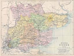 Essex England Map by Essex England Images Reverse Search