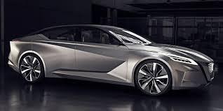 concept cars desktop wallpapers nissan vmotion concept car detroit auto show photos features