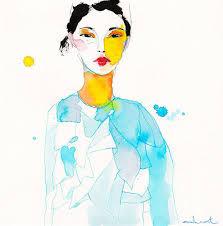 contemporary fashion illustration exhibitions showstudio