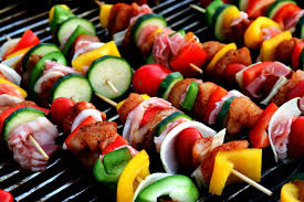lavish backyard barbecue ideas
