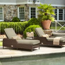 Vineyard Collection Chaise Lounges Brown Jordan Collection For - Quality outdoor furniture