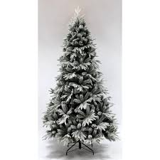 pre lit christmas tree sale the pre lit snowy alpine tree warm white 4ft to 8ft