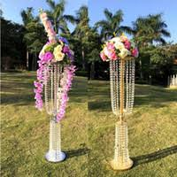 Wedding Centerpiece Stands by Wholesale Tall Centerpiece Stands Buy Cheap Tall Centerpiece
