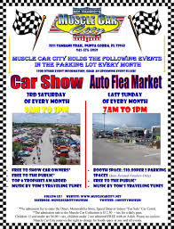 Map Of Punta Gorda Florida by Muscle Car City Monthly Car Show Muscle Car City Museum