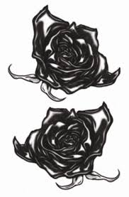 26 best gothic black rose tattoo images on pinterest tattoo