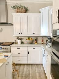 black kitchen cabinets with black hardware black kitchen hardware update