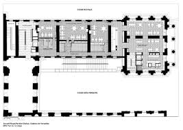 prevost floor plans gallery of refurbishment of the pavilion dufour château de
