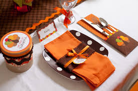 Thanksgiving Table Setting Ideas by Party Reveal Kid Friendly Thanksgiving Table