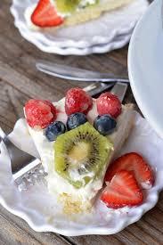 cara membuat whipped cream dengan blender fresh fruit tart with crème fraîche whipped cream mountain mama cooks