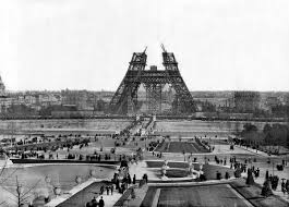 The Eiffel Tower by Building The Eiffel Tower Despite Vocal Artistic Backlash