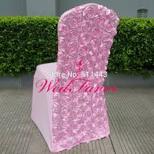 pink chair covers online get cheap pink chair covers satin aliexpress alibaba