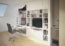 dans un bureau charmant meuble de rangement de bureau pour papiers 4 cr233er