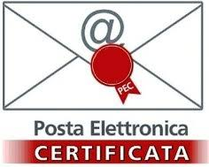 presidenza consiglio dei ministri pec comune di rossiglione posta elettronica certificata
