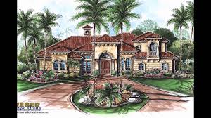 Mediterranean House Plans by Mediterranean House Plans Youtube