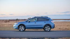subaru crosstrek lifted blue 2014 subaru xv crosstrek hybrid drive review autoweek