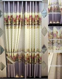 Retro Floral Curtains Vintage Floral Curtains And Country But Vintage Floral