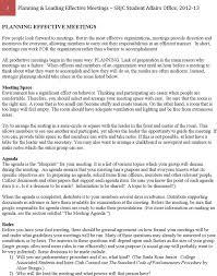 doc 600730 effective meeting agenda template u2013 12 effective