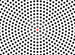 illustrator pattern polka dots duplicate concentric dots while keeping numbers upright adobe