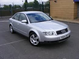 2001 audi a4 for sale used silver audi a4 2001 petrol 2 0 se 4dr multitronic saloon