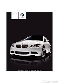 bmw m3 sedan 2011 e90 owner u0027s manual