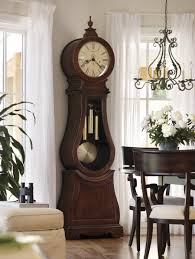 clockway howard miller arendal chiming fashion trend grandfather