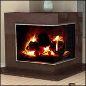 Cleaning Glass On Fireplace Doors by Fireplace Doors Woodlanddirect Com Fireplace Doors Fireplace